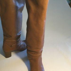J Crew Booker Mid Heel Boots